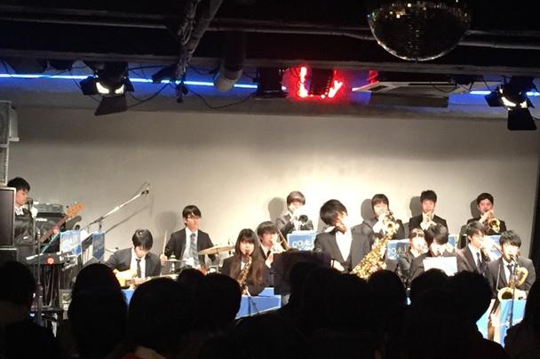 文化部会コーストジャズオーケストラOB会