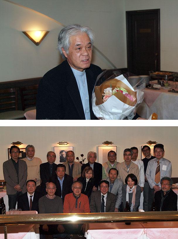昭和50年卒工学部第一部建築学科クラス会(七期会)