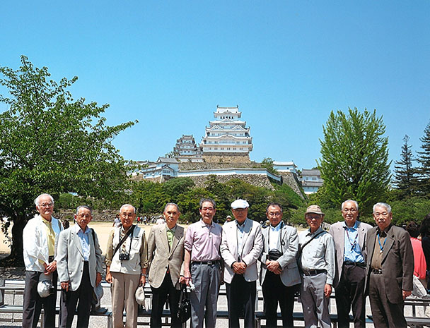 昭和31年卒工学部第一部電気通信工学科第27回クラス会