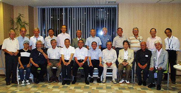 昭和42年卒 工学部第一部電気通信工学科クラス会
