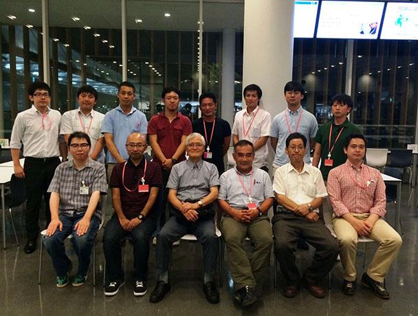 工学部機械工学科一瀬研究室OB会(第3回)