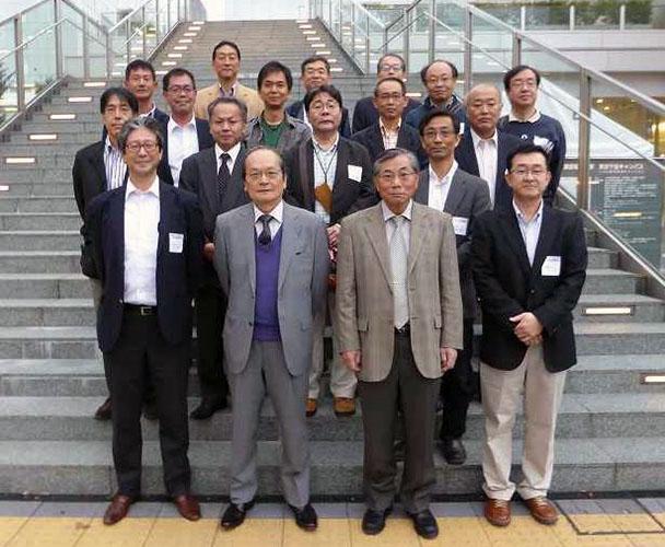 昭和60年卒理工学部経営工学科クラス会