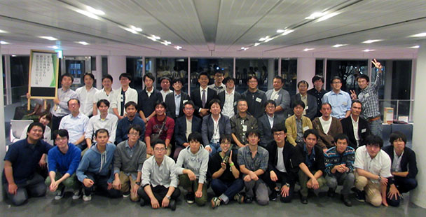 第10回 工学部機械工学科振動制御研究室OB会