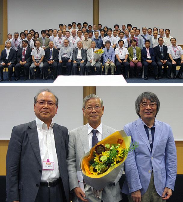 工学部第一部電子工学科小谷・合原・安達研究室合同OB会