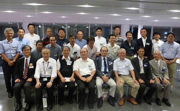 平成3年卒 理工学部応用電子工学科クラス会