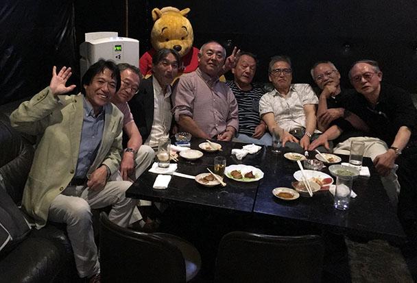 昭和52年・53年卒 工学部第二部 電気通信工学科クラス会