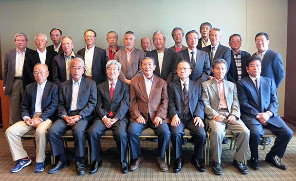 昭和44年卒 工学部第一部電気工学科クラス会
