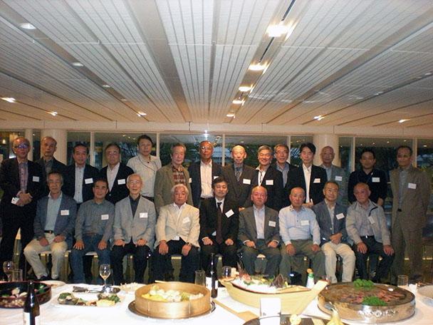 昭和45年卒 工学部第一部精密機械工学科クラス会