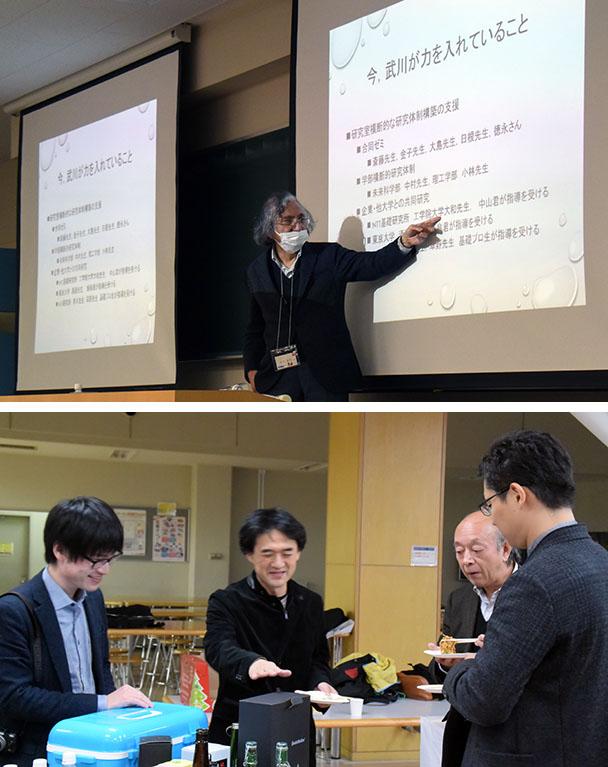 情報環境学部情報環境学科インタラクション研究室OB会