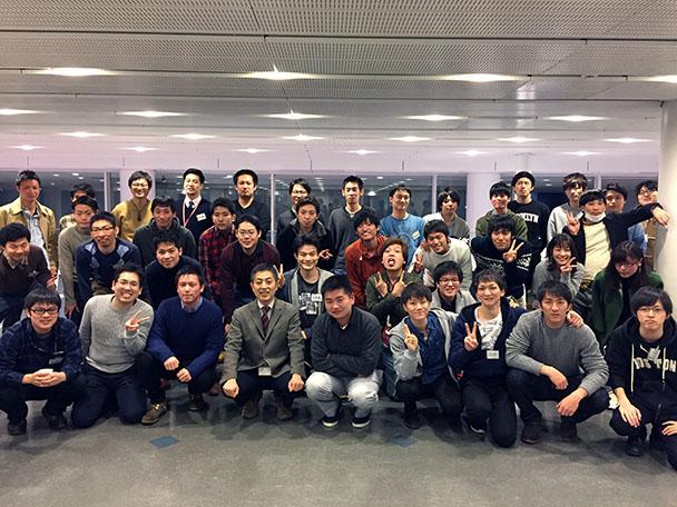 工学部電気電子工学科生体情報インタフェース研究室OB会