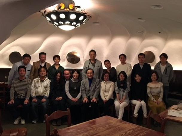 平成6年卒理工学部数理学科クラス会