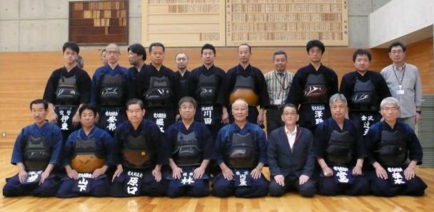 体育会剣道部OB会