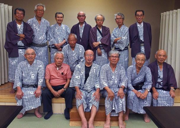 第4回 電大・武蔵野寮生同期会(S39年卒)