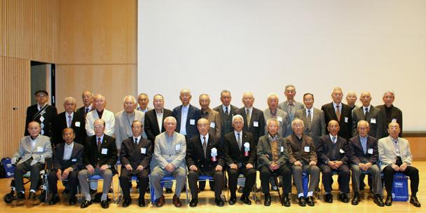 S33年卒工学部第一部・第二部電気工学科、工学部第一部電気通信工学科合同クラス会