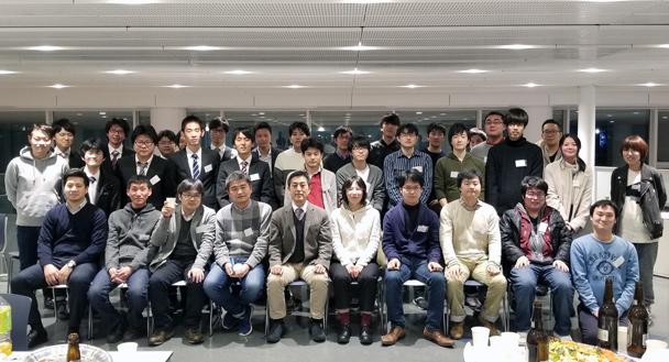工学部電気電子工学科植野研究室OB・OG会