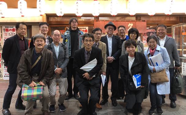 昭和59年卒工学部第一部建築学科クラス会